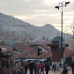 Sebilj - pigeon square - Sarajevo