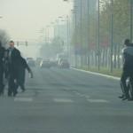 Sarajevo - Bulevar Mese Selimovića (Snipers Alley)